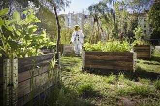 Sophia Hauk, Protestonaut: Urban Gardening (Deutschland, Europa)