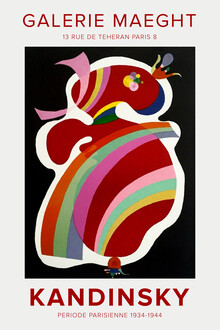 Art Classics, Kandinsky - Periode Parisienne 1934-1944 (Germany, Europe)