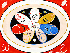 Art Classics, Hilma af Klint (Germany, Europe)