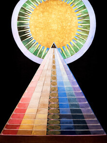 Art Classics, Hilma af Klint – Altarpiece No. 1 (Germany, Europe)