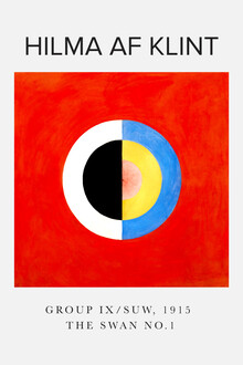 Art Classics, Hilma af Klint 1915 (Germany, Europe)