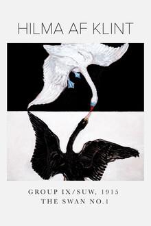 Art Classics, Hilma af Klint The Swan No. 1 (Germany, Europe)
