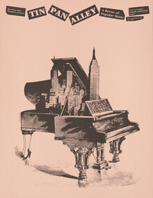 Vintage Collection, Tin pan alley - a revue of popular music (Germany, Europe)