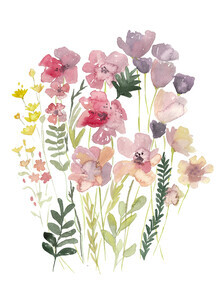 Christina Wolff, Wildblumen Bouquet (Germany, Europe)