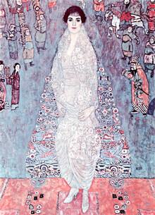 Art Classics, Gustav Klimt: Portrait of the Baroness Elisabeth Bachofen-Echt (Germany, Europe)