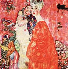 Art Classics, Gustav Klimt: Die Freundinnen (Deutschland, Europa)