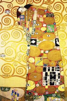 Art Classics, Gustav Klimt: Die Umarmung (Deutschland, Europa)