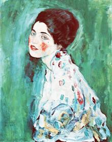Art Classics, Gustav Klimt: Portrait of a Lady (Germany, Europe)
