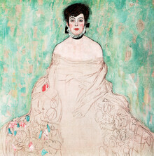 Art Classics, Gustav Klimt: Amalie Zuckerkandl (Germany, Europe)