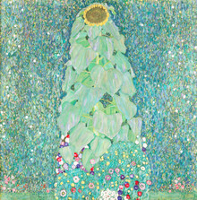 Art Classics, Gustav Klimt: Sunflower (Germany, Europe)