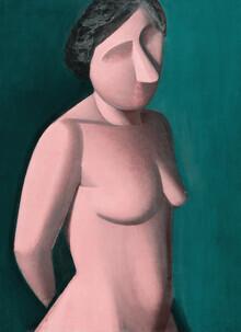Art Classics, Vilhelm Lundstrøm: Female Model (Deutschland, Europa)