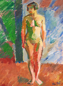 Art Classics, Karl Isakson: Stehendes Modell (Deutschland, Europa)