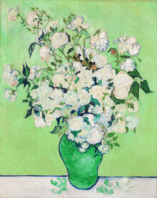Art Classics, Roses by Vincent van Gogh (Germany, Europe)