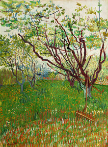 Art Classics, The Flowering Orchard by Vincent van Gogh (Germany, Europe)