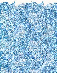 Art Classics, William Morris: Blue Merigold (Germany, Europe)