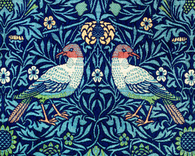 Art Classics, William Morris: Vögel 3 (Deutschland, Europa)