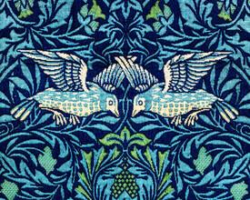 Art Classics, William Morris: Birds (Germany, Europe)