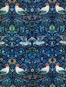 Art Classics, William Morris: Birds 2 (Germany, Europe)