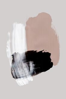 Mareike Böhmer, Abstract Brush Strokes 47 (Germany, Europe)