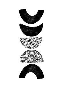 The Artcircle, Formen und Strukturen 01 von Cats & Dotz (Rumänien, Europa)