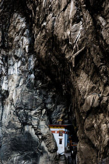 Michael Wagener, Gebetshaus (Bhutan, Asien)