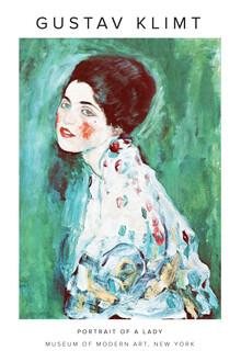 Art Classics, Gustav Klimt - Porträt einer Dame (Deutschland, Europa)