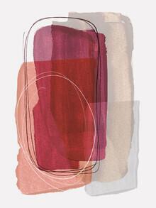 Mareike Böhmer, Abstract Brush Strokes 48 (Germany, Europe)