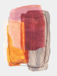 Mareike Böhmer, Abstract Brush Strokes 51 (Germany, Europe)