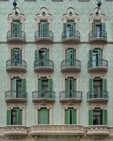 Roc Isern, Classic façade (Spain, Europe)