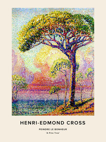 Art Classics, Exhibition Poster A Pine Tree (Germany, Europe)