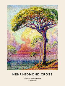 Art Classics, Ausstellungsposter A Pine Tree (Deutschland, Europa)