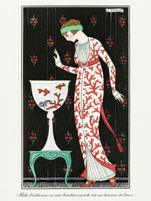 Art Classics, Costumes Parisiens by George Barbier (Germany, Europe)