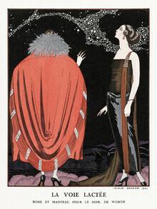 Art Classics, La voie lactée by George Barbier (Germany, Europe)
