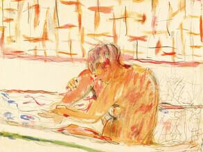 Art Classics, Kvinde i badekar by Pierre Bonnard (Germany, Europe)
