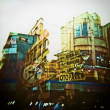 Saskia Gaulke, Istanbul - abstrakt (Türkei, Europa)