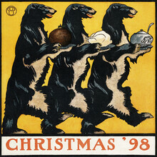 Vintage Collection, Vintage Christmas '98 by Edward Penfield (Germany, Europe)