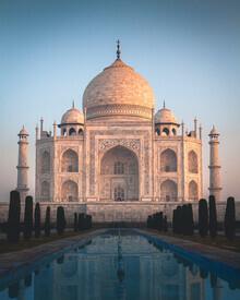 Daniel Öberg, Taj Mahal (India, Asia)