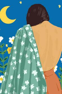 Uma Gokhale, I Love The Moon & The Stars (India, Asia)