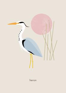 Maja Modén, Heron (Sweden, Europe)