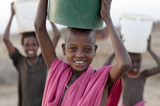 Walter Luttenberger, wasser ist leben (Kenia, Afrika)