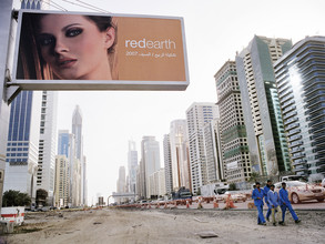 Florian Büttner, Sheik Zayed Road (Vereinigte Arabische Emirate, Asien)