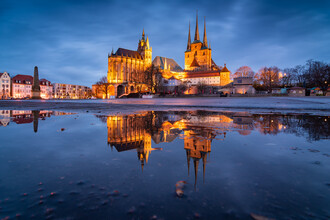 Martin Wasilewski, Erfurt in the Mirror (Germany, Europe)