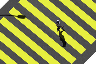 Pascal Krumm, Zebra crossing (Chile, Lateinamerika und die Karibik)