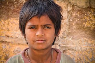 Robinson Crusius, Junge aus Jodhpur (Indien, Asien)