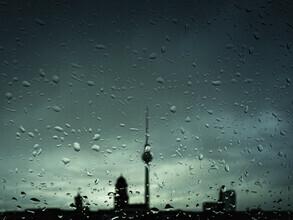 Aurica Voss, Berlin - Fernsehturm Skyline (Deutschland, Europa)