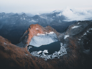 Marvin Walter, Glacier Lake (Switzerland, Europe)