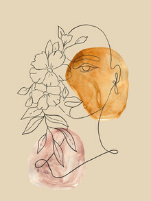 Christina Wolff, Floral Face (Germany, Europe)