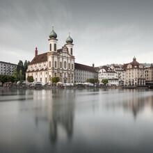 Ronny Behnert, Jesuitenkirche | Luzern (Schweiz, Europa)