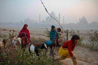 Miro May, Taj Mahal (Indien, Asien)