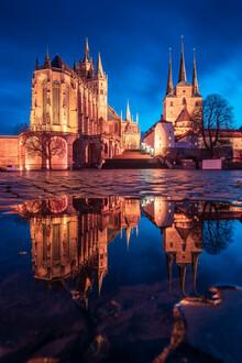 Martin Wasilewski, Erfurt - City in the Mirror (Germany, Europe)
